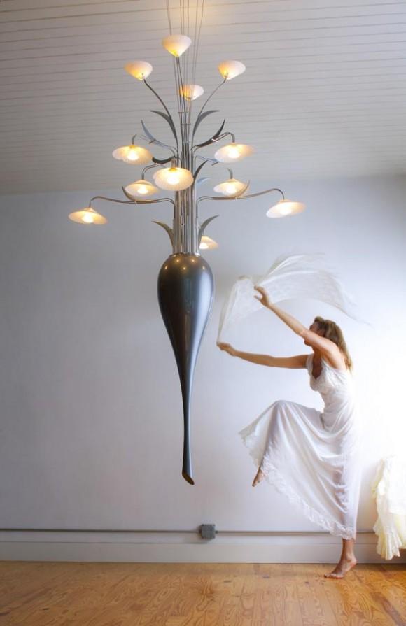 hydra chandelier