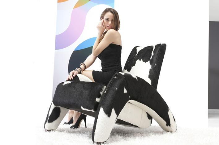 mantis wild design armchair