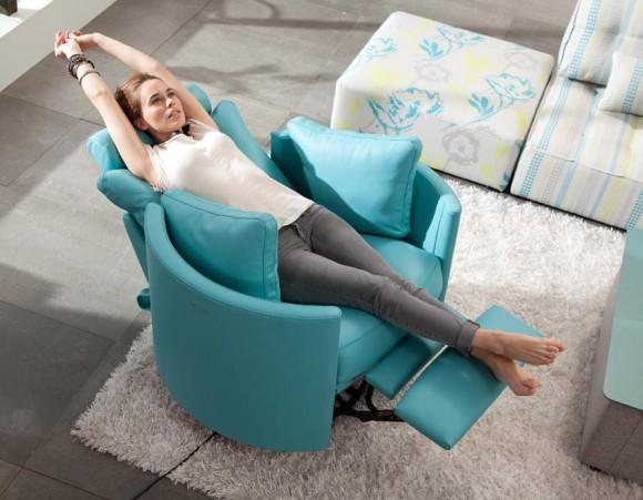 moon multi-position recliner