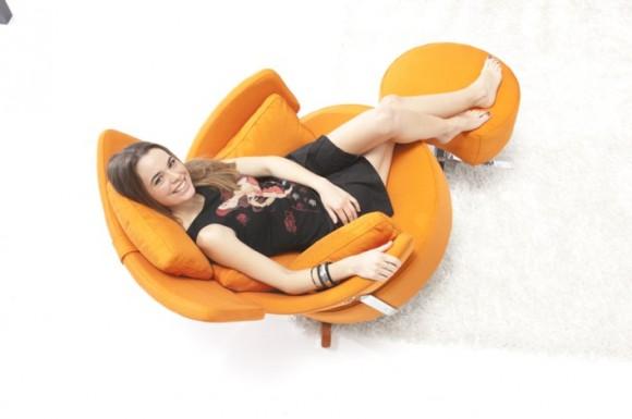 mykiwi unique armchair
