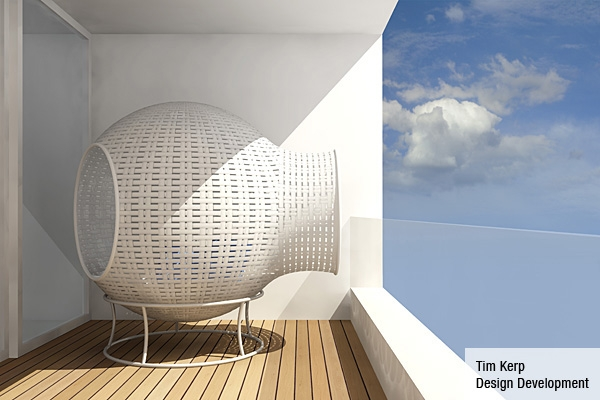 sight balcony furniture