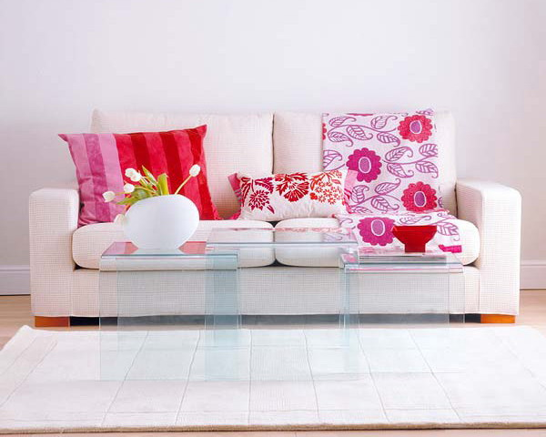 How to combine coffee tables and sofa sets? | Interior Design Ideas ...