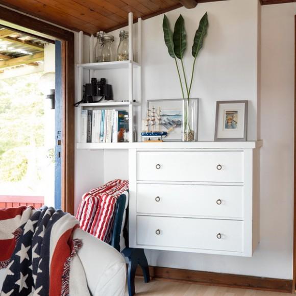 space saving hanging furniture