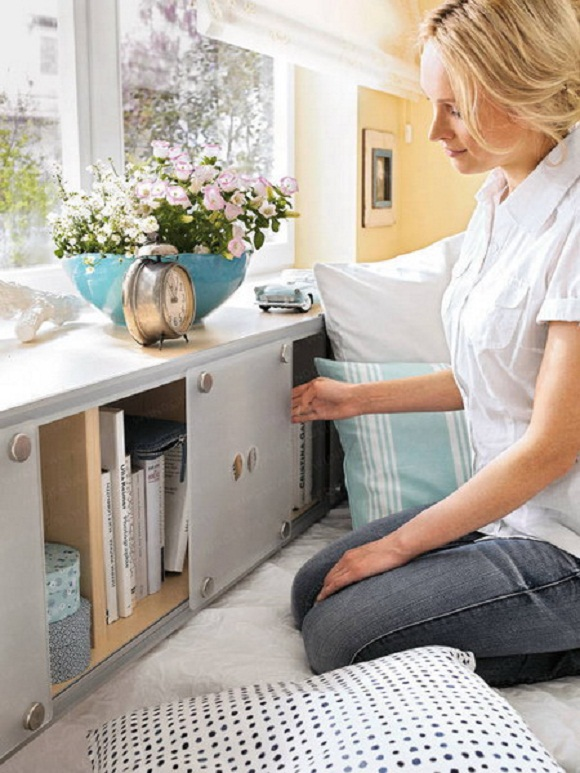 space saving furniture with doors