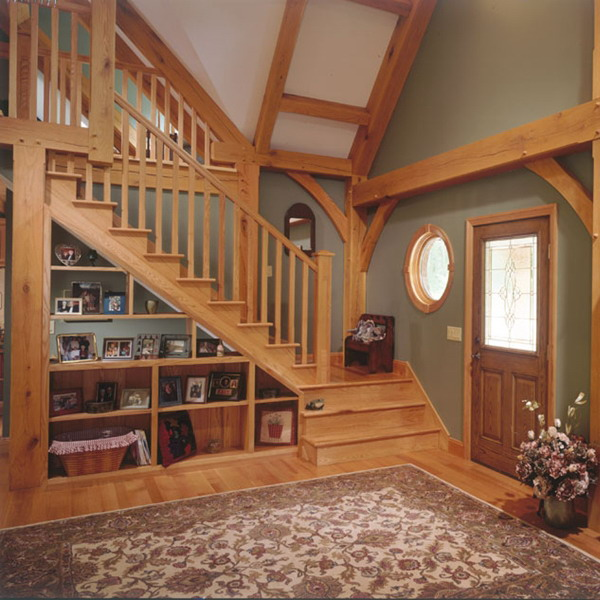 Stair Steps Ideas: How To Use Space Under The Staircases?