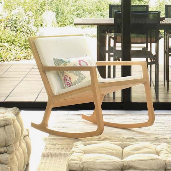 eco friendly arm chair interior ideas