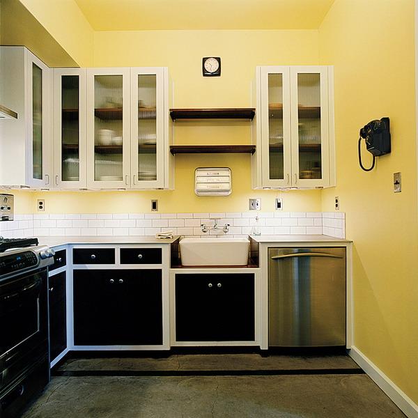 Black Elegant Kitchen