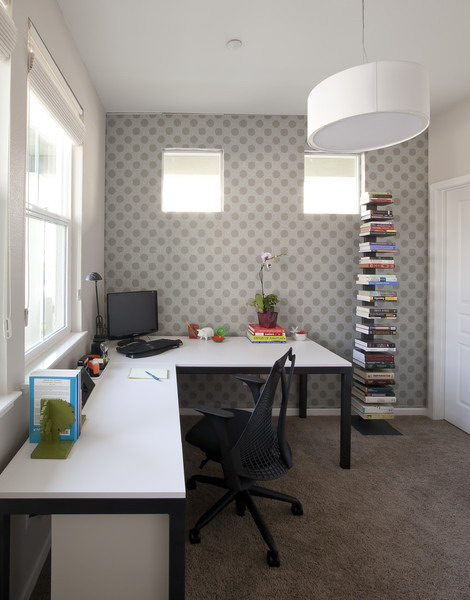 corner work spaces