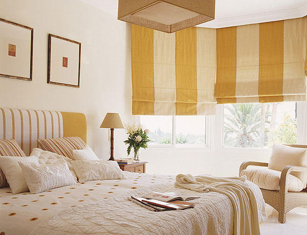 curtains with varied combinations