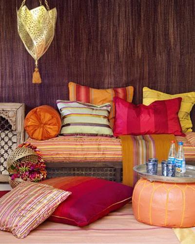 Arabian Floor Pillows - Flooring Ideas and Inspiration