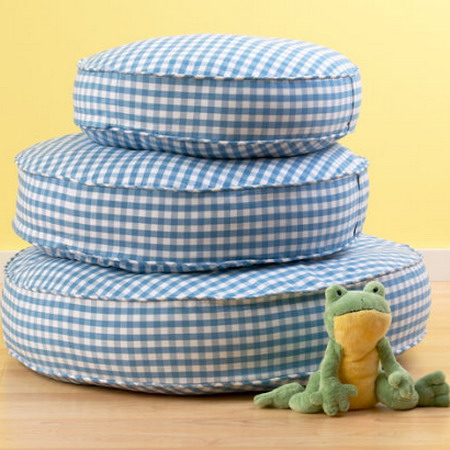 floor cushion ideas for kids room