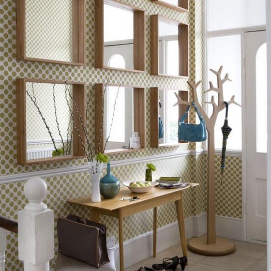 Mirror Ideas quick ideas to use mirror in the hallway | interior design ideas