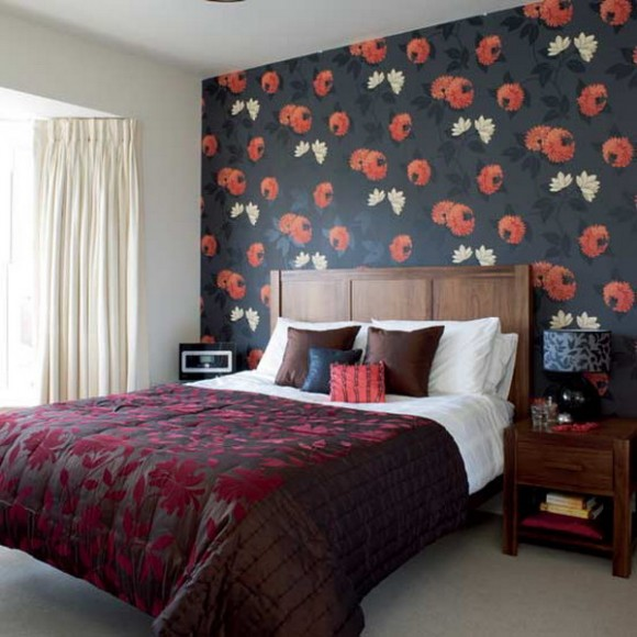 ideas for bedroom wallpaper