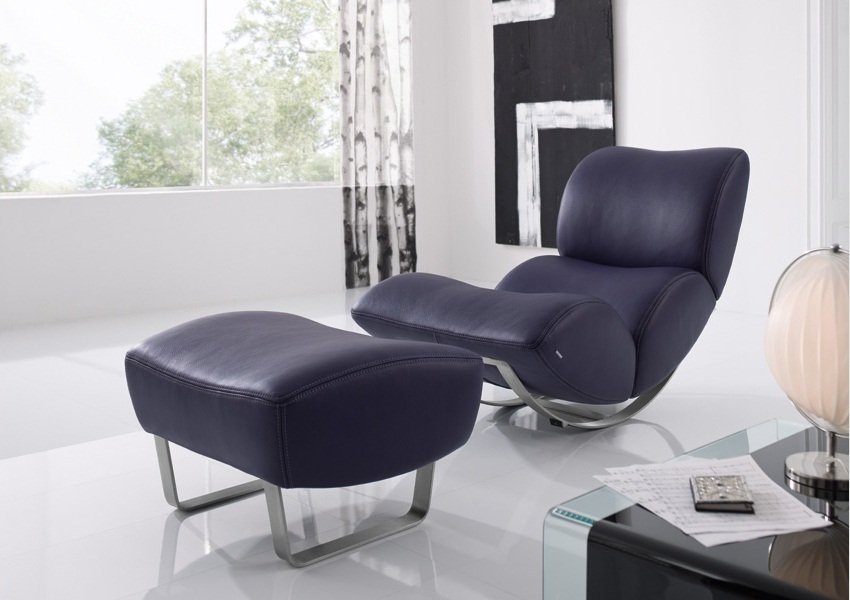 Comforting range of armchairs from Koinor