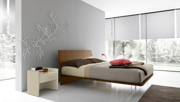letti bedroom collection
