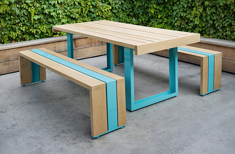 Stylish design SR Outdoor Table Set from Scout Regalia | Interior ...