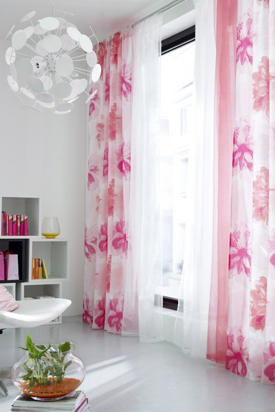 The Ideas Of Summer Curtains For Smart And Decorative Windows
