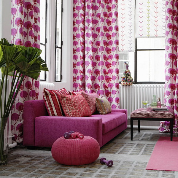 summer curtain ideas