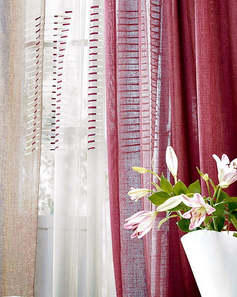 Decorative Curtains For Living Room: The Ideas Of Summer Curtains For Smart And Decorative