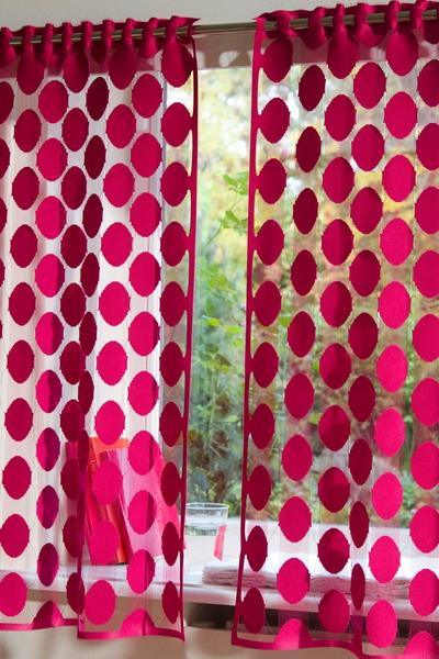 summer curtain ideas