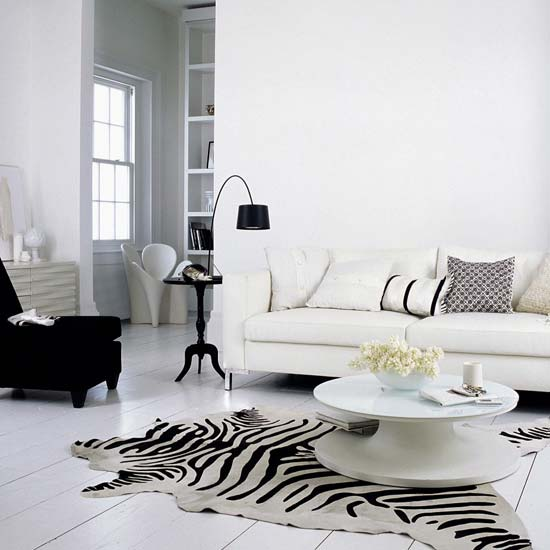 american style white living room ideas