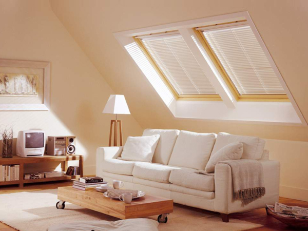 attic space ideas window