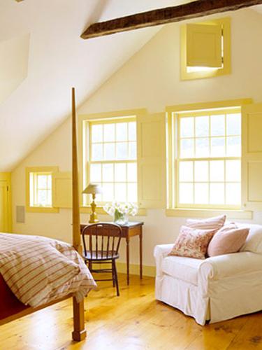 attic space ideas window