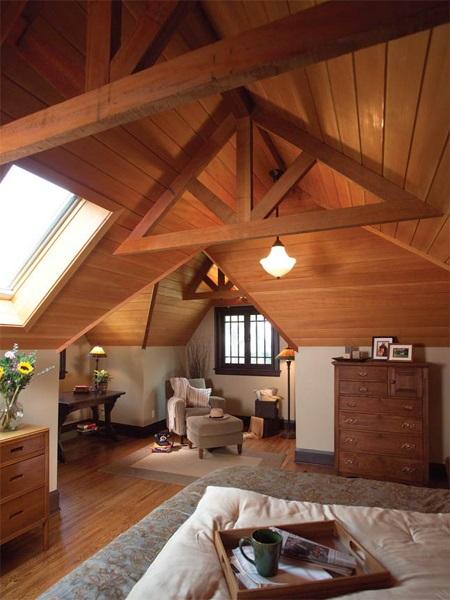 attic zoning space ideas