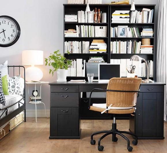 black color furniture 06