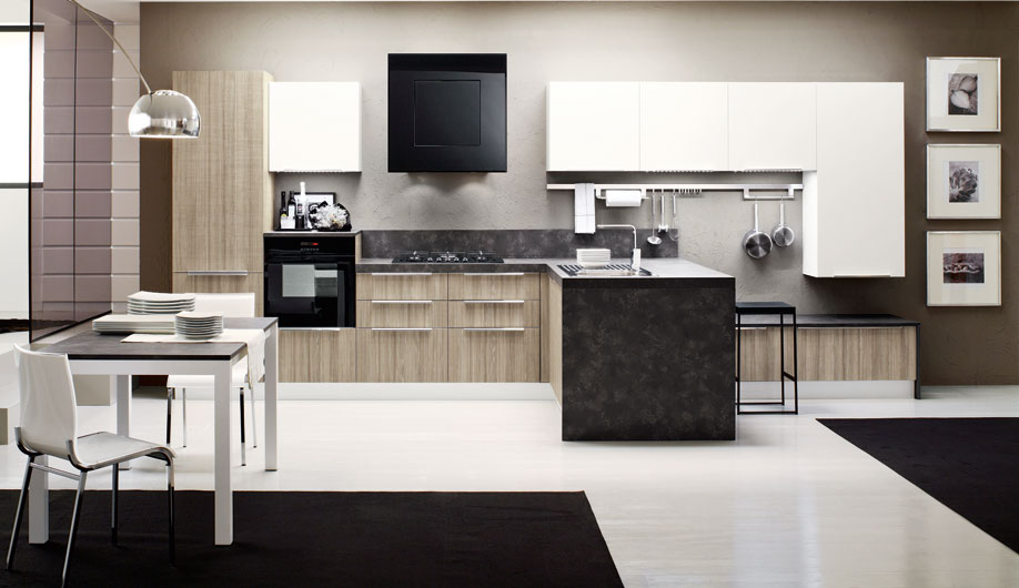 arrex le cucine 39 s unique modern kitchen ideas interior design ideas and architecture designs. Black Bedroom Furniture Sets. Home Design Ideas