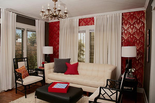 Combinations Of Red White And Black For Interiors Interior Design Ideas And Architecture