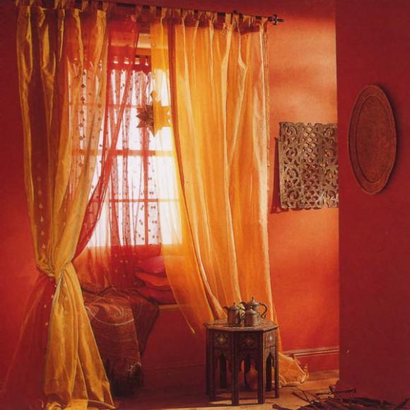 curtain trend arabian