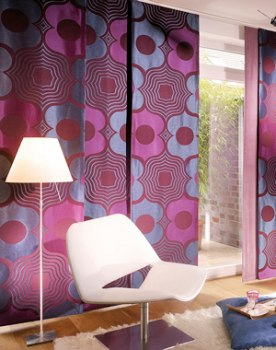curtain trend japanese