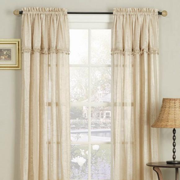 curtain trend nature