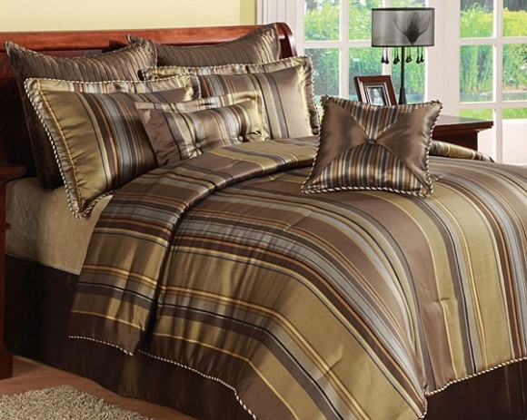 men choice in bedding trend stripes and checks