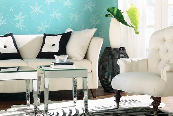 modern home white furniture