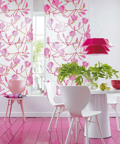 pink pattern and print ideas