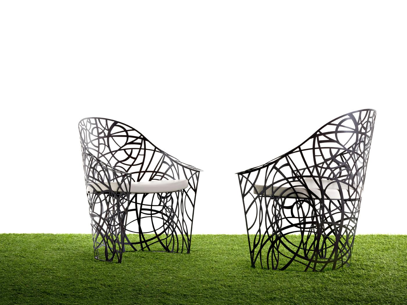 poltrona radici chair