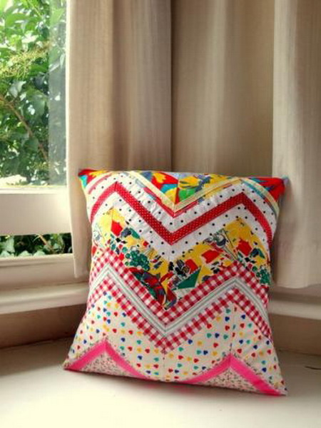 rainbow ideas for home patchwork