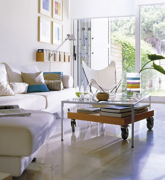 Furniture Ideas for the Small Living Room   Interior ...