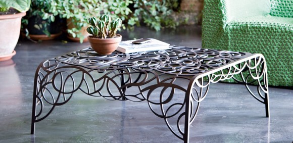 tavolino radici coffee table