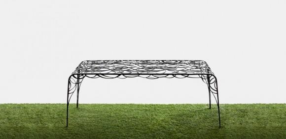 tavolo radici table