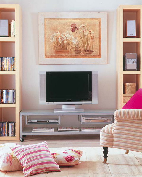 tv furniture and decoration
