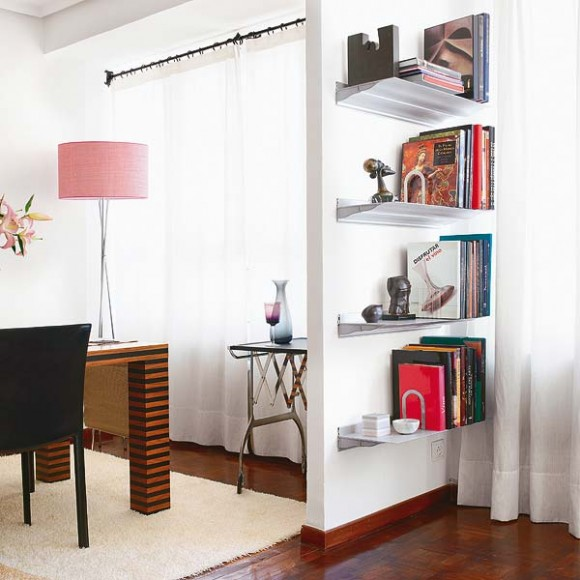 ways to store books