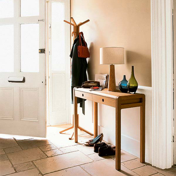 Storage ideas for the hallway for small things interior for Hallway furniture ideas