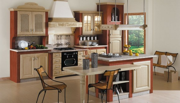 costanza traditional kitchen 01