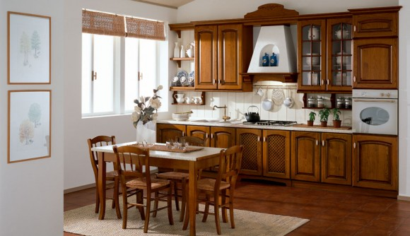 costanza traditional kitchen 04