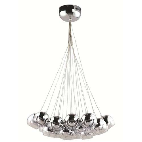 cup hanging chandelier