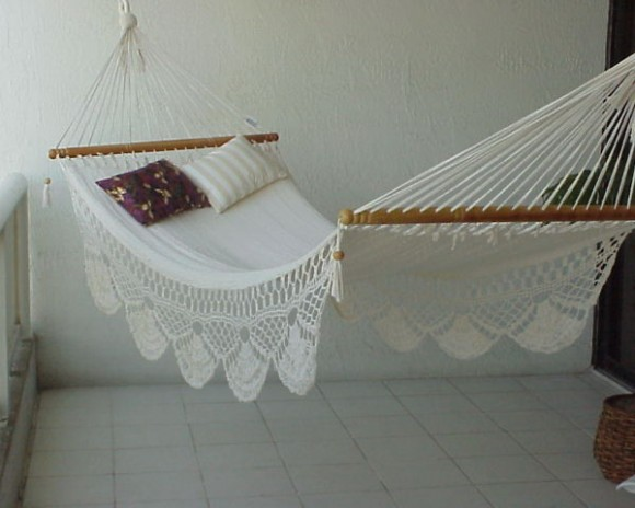hammock for the interior 01