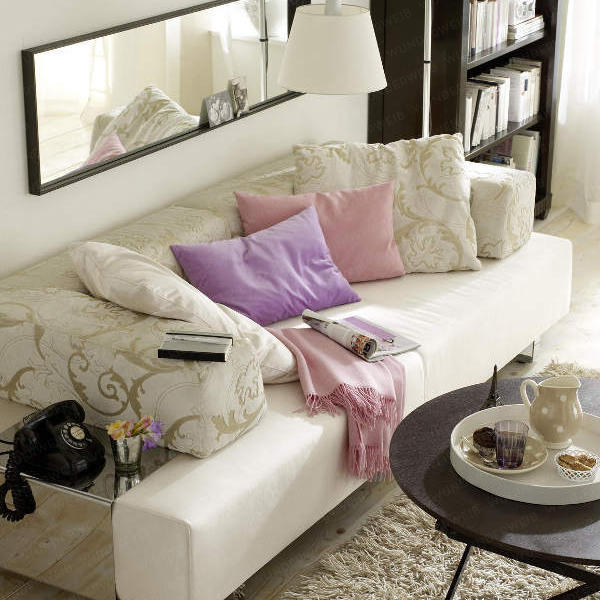 Living Room Dining Room Combination: Ideas For A Common Theme For Living Room And Dining Area